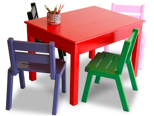 Cg muebles for Muebles para preescolar