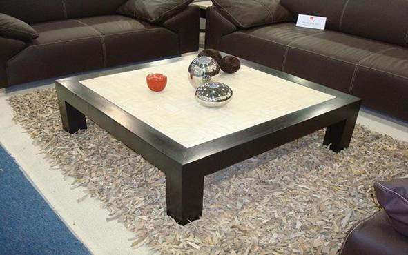 Cg muebles - Mesas de centro marmol ...